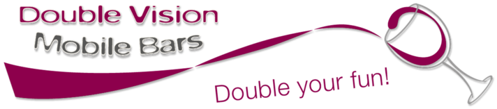 Double Vision Mobile Bars Logo